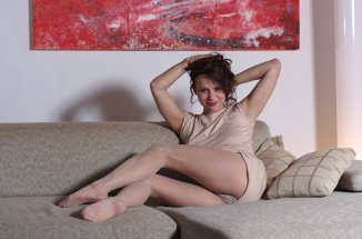 on_the_couch_by_sweeetfeet-d72yqq4