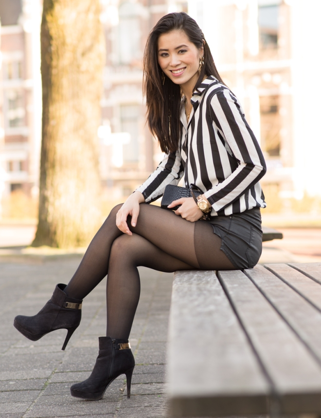outfit-look-striped-hotpants