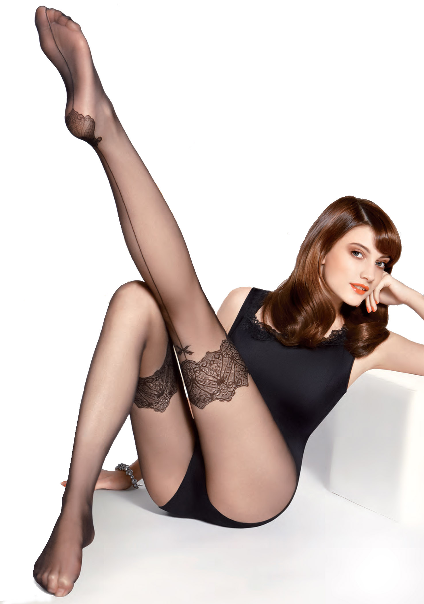 Softcore pantyhose fetish can be